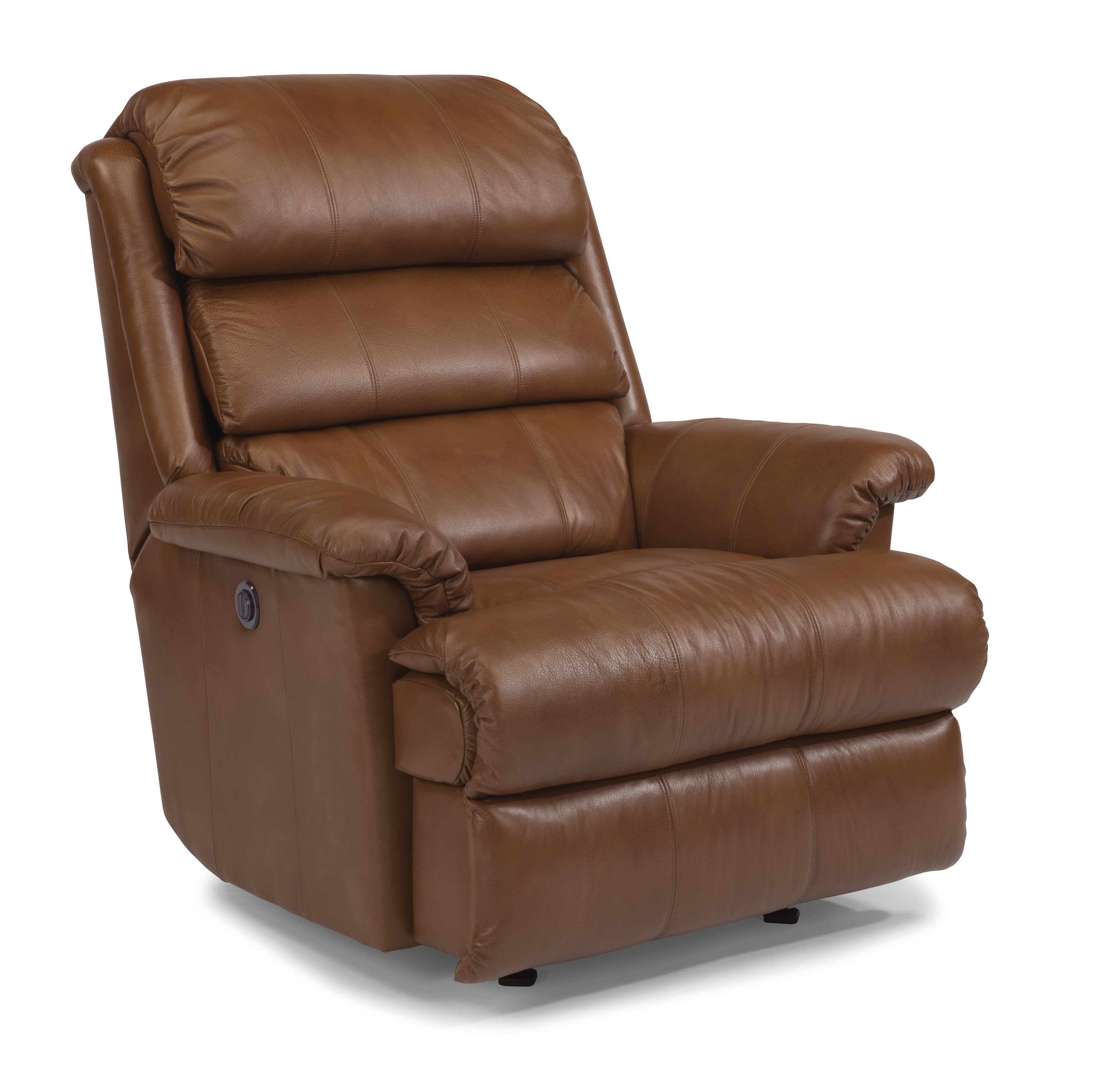 Outstanding Yukon Leather Power Rocking Recliner Adirondack Furniture Alphanode Cool Chair Designs And Ideas Alphanodeonline