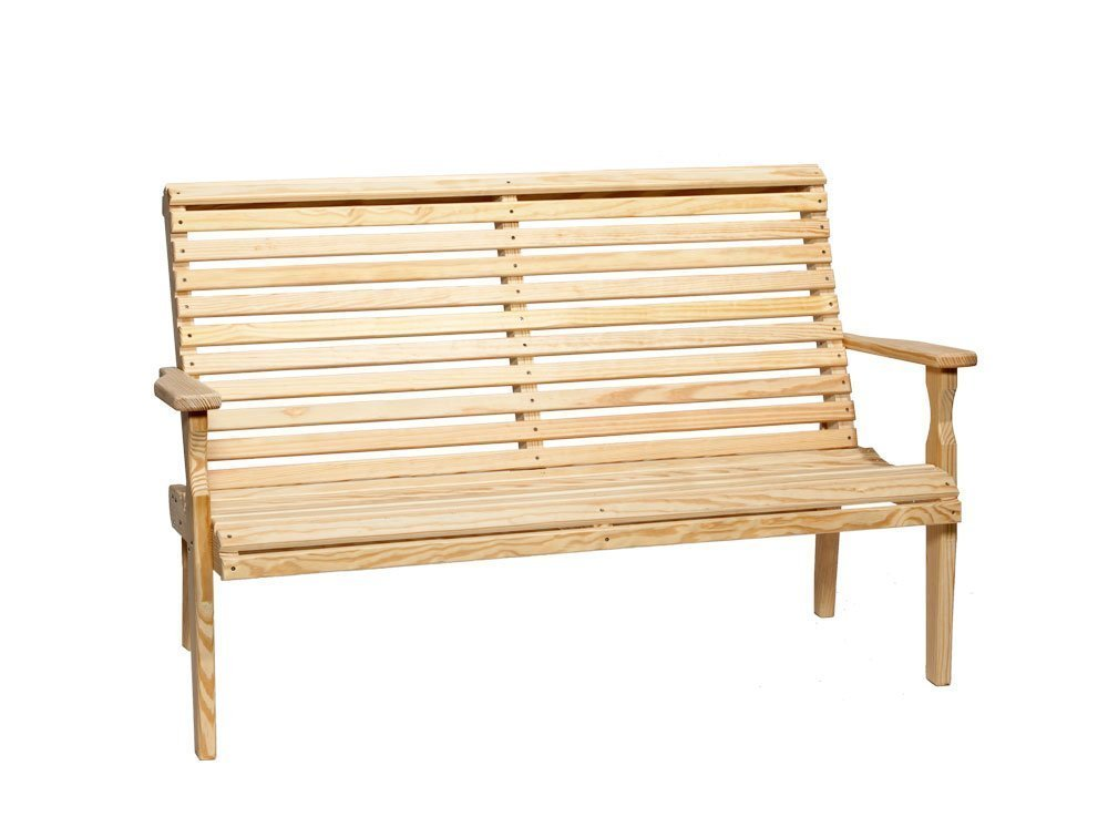 Swell Wood Furniture Roll Back Bench Adirondack Furniture Spiritservingveterans Wood Chair Design Ideas Spiritservingveteransorg