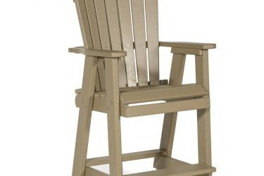 26d26a123c9b Lounge Furniture Collection 4' West Chester Glider - Adirondack ...