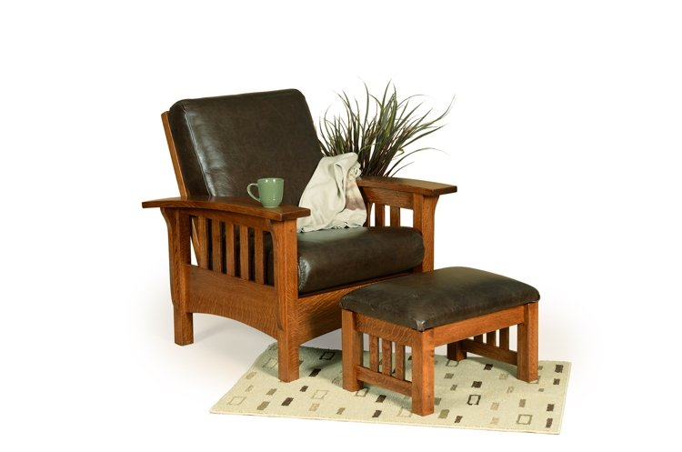 Prime Classic Mission Collection Morris Chair Adirondack Furniture Alphanode Cool Chair Designs And Ideas Alphanodeonline