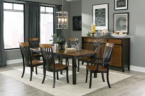 Adirondack Dining Room Furniture.