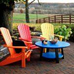 Leisure Lawns Conversation Table.