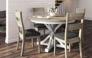 Canal Dover Square one Kitchen dining set