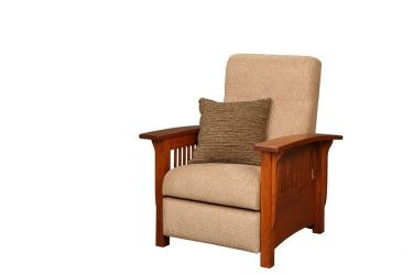 Elmcrest Mission recliner